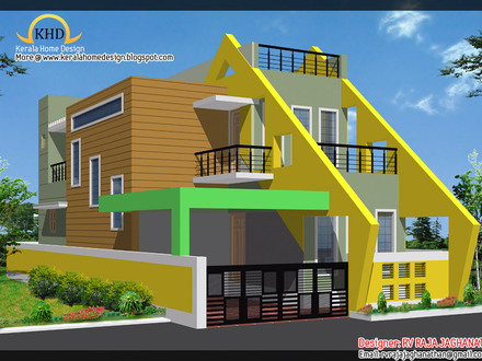 Indian House Elevation Design House Front Elevation
