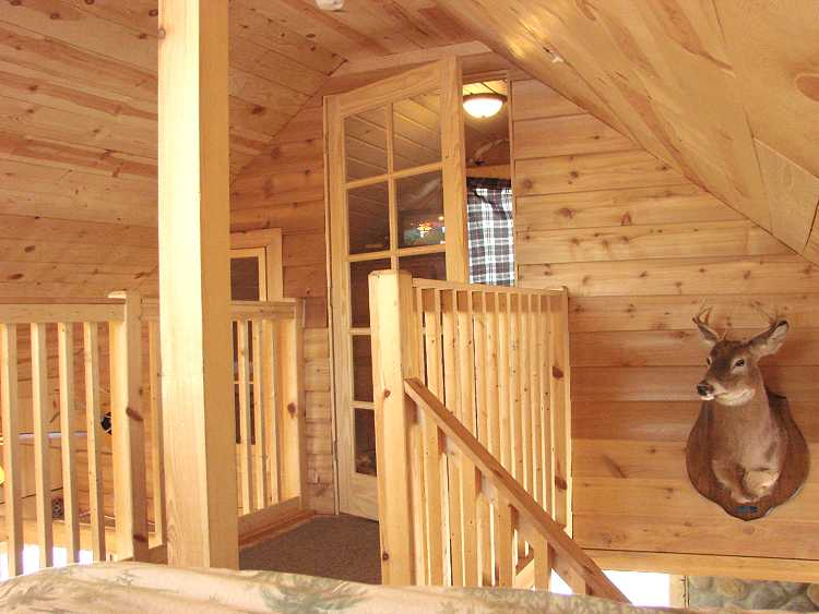 Small Cabin Plans With Loft Layout Tiny Homes