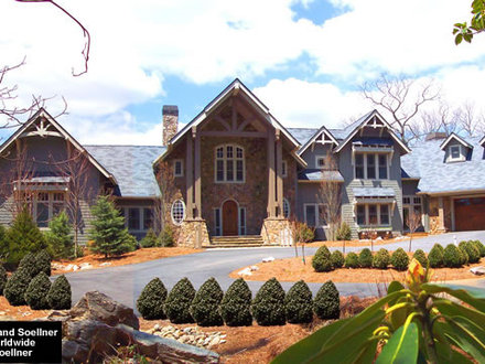 Mountain Home Plans and Designs Custom Mountain Home Plans