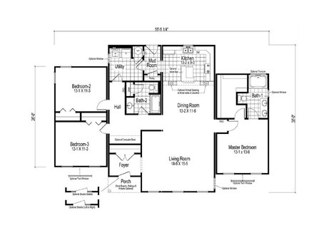 Cracker architecture southern style cracker house plans for Southern style ranch home plans