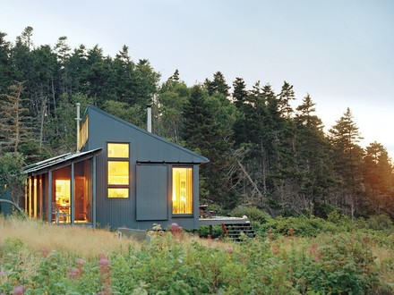 Off Grid Cabin Maine Living Off Grid in Maine