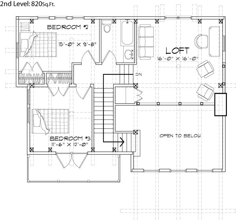 Simple affordable house plans simple house floor plan log for Simple floor plan design