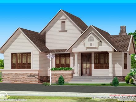 Modern single storey house designs modern single storey for Single story brick house plans