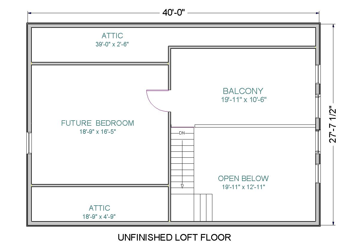 Single story open floor plans open floor plans with loft for Open floor plan homes with loft