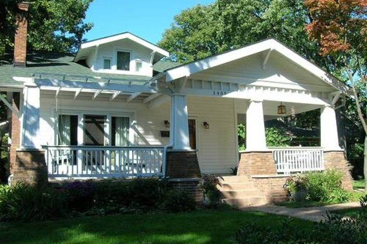 Small Craftsman Style Home Plans Small Craftsman Bungalow Homes