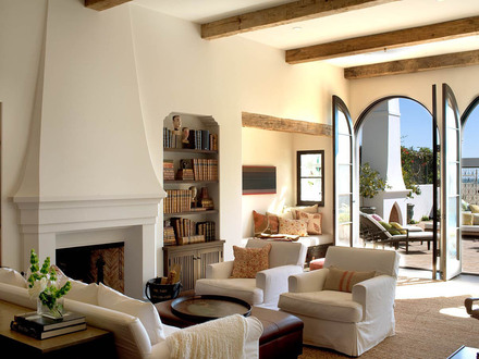 Spanish Colonial Style Homes Spanish colonial Interior Design Ideas