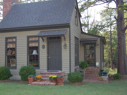 Mother in law backyard cottage backyard cottage small for Studio guest house plans