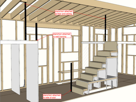 Tiny House Plans Architectural Tiny House Trailer Plans
