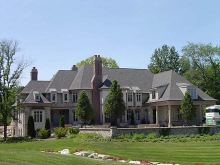 Top French Chateau Homes French Chateau Luxury Home Plans