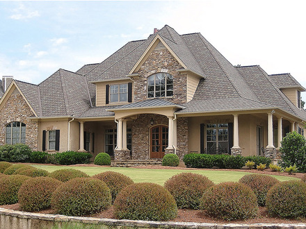Traditional One Story House Plans Traditional Style House Plans