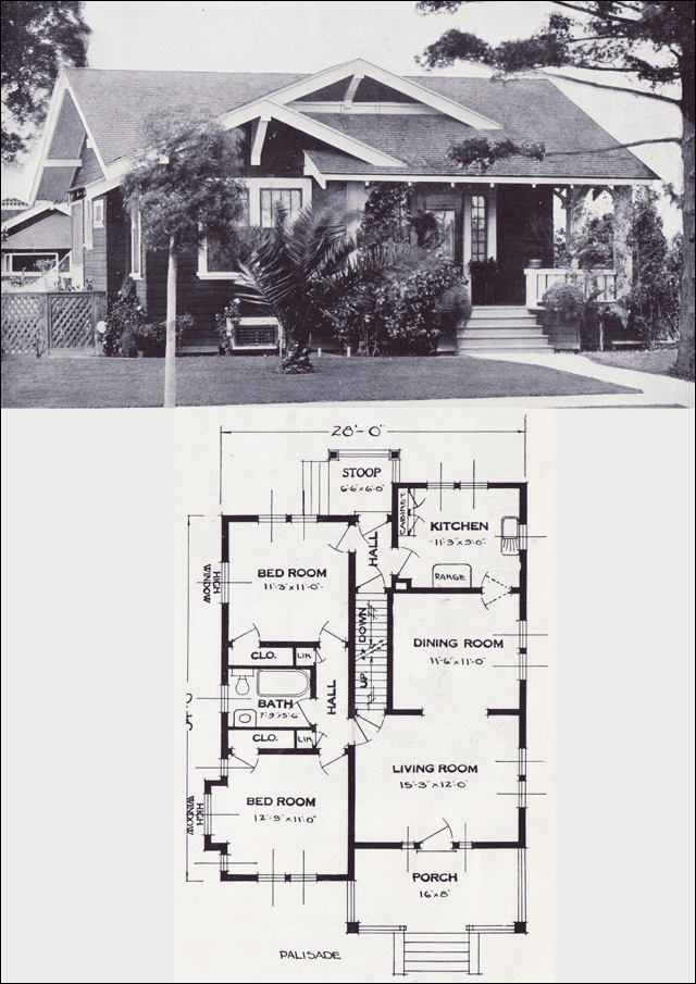 1920s bungalow floor plans 1920 craftsman bungalow floor for 1920 bungalow house plans