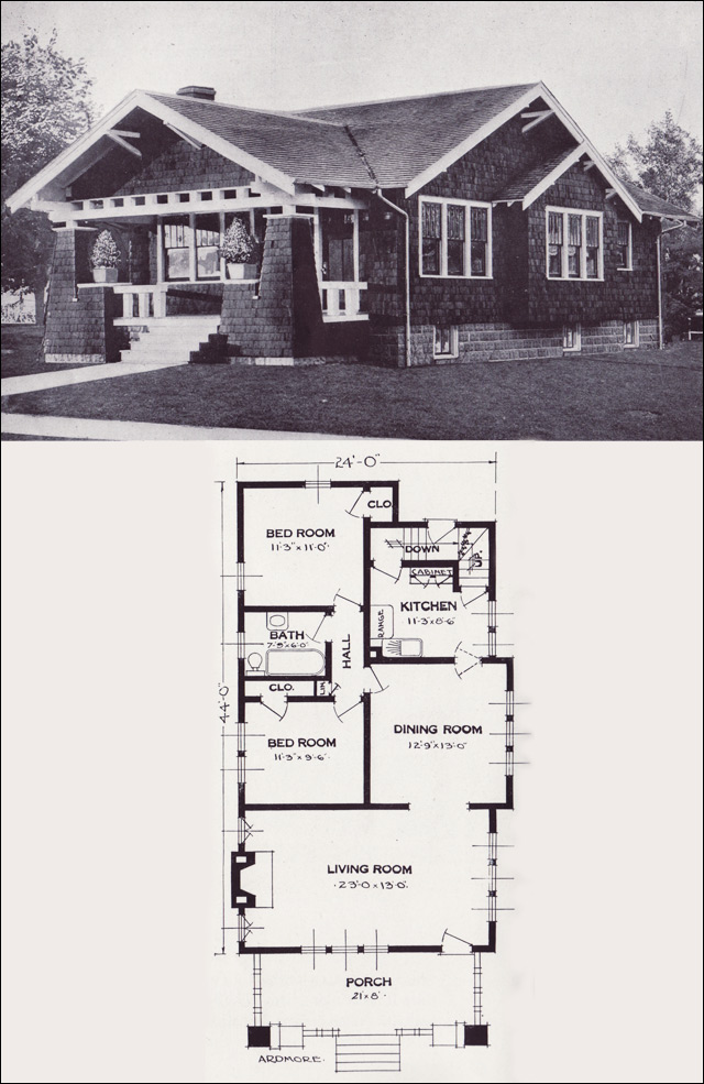1920s craftsman bungalow house plans 1920 craftsman for 1920 bungalow house plans