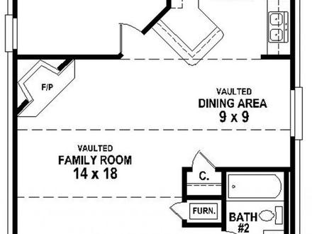 2 Bedroom House Simple Plan Simple 2 Bedroom House Floor Plans