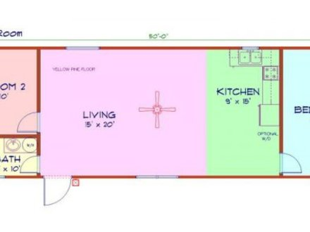 2 Bedroom Log Cabin Homes Floor Plans Inside a Small Log Cabins