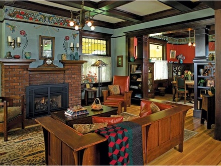 Arts and Crafts Room Design Ideas Arts and Crafts Tree
