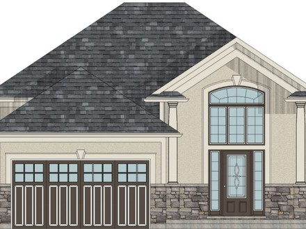 Bungalow House Plans with Attached Garage Bungalow House Plans with Garage