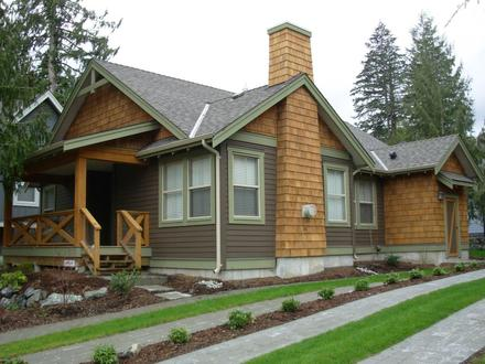 Cottage House Plans Small Craftsman Style Cottages