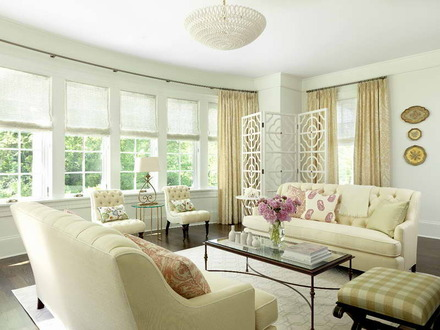 Cottage Style Living Room Interior Design Rustic Style Living Rooms