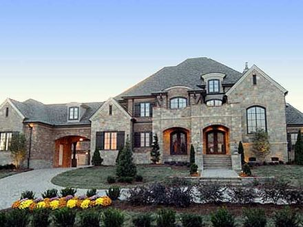 Luxury houses plans for Luxury country home plans