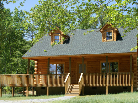 Log Cabin Style Mobile Homes Log Cabin Moble
