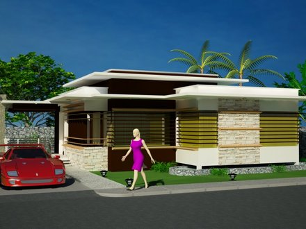 Modern Bungalow Exterior Design Ultra Modern Design Bungalows
