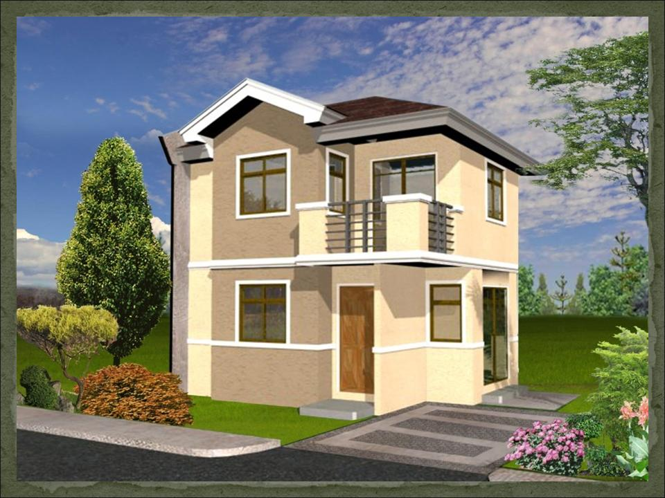 Small Two Bedroom House Plans Simple Small House Design Philippines