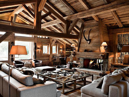 Spend Your Holiday In A Cozy Chalet From French Alps Make Up Your Own Holiday