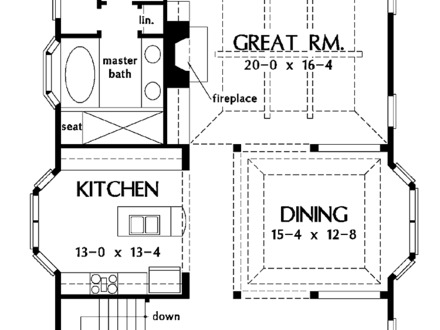 1980s Ranch House Floor Plans 1970s House Floor Plans