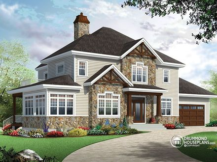 4 Bedroom House Plans Traditional 4 Bedroom House Plans
