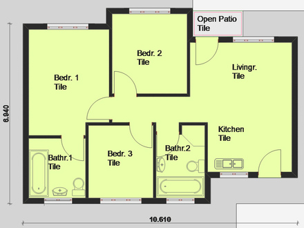 Free House Plans South Africa Free 3D House Plans