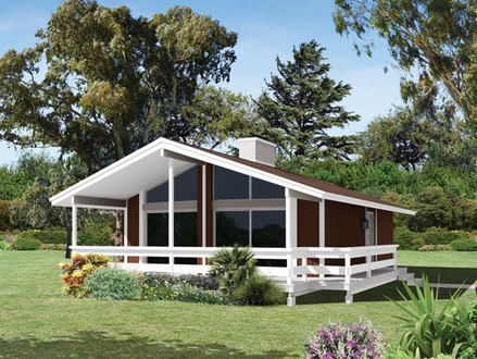 Lake View House Plans with Covered Deck Lakefront House Plans