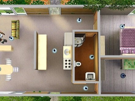 Mini Homes Browse sample floor plans Every one of our homes is fully Mini Sample Spoons
