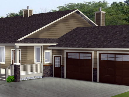 Open Ranch Style House Plans Ranch Style House Plans with Basement