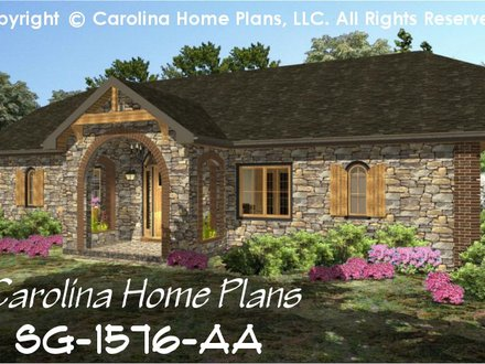 Small Stone Cottage House Plans Cottage Style Homes