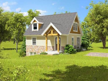 Small Timber Frame Cabin Kits Timber Frame Cabin Plans