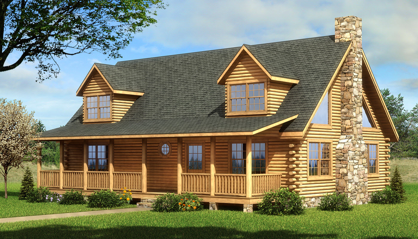 Southland Log Homes Floor Plan