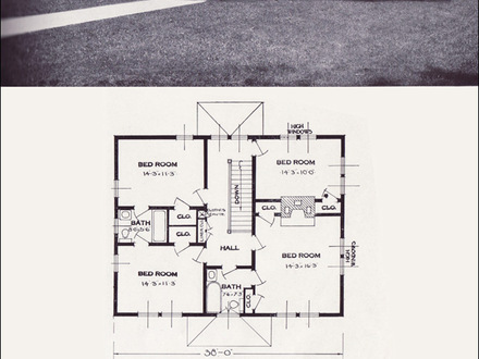 Small cottage house plans 1920 cottage style house plans for Standard home plans