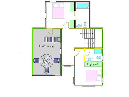 3 Bedroom House Blueprint 3 Bedroom Plan Ground Floor