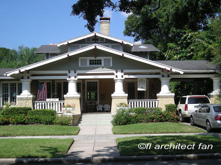 Craftsman Front Porch Columns Craftsman Bungalow Front Porch Design