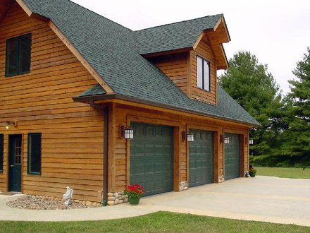 Garage House Plans with Living Space House Plans with Two Garages