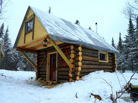 Log Cabin Build Yourself Build It Yourself Cabins