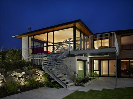 Modern Contemporary Style Homes Modern Contemporary Home Design