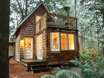 Small Cabins Tiny Houses Tiny Victorian House Plans