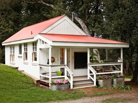 Small House 500 Sq FT Cottage Arlen House 500