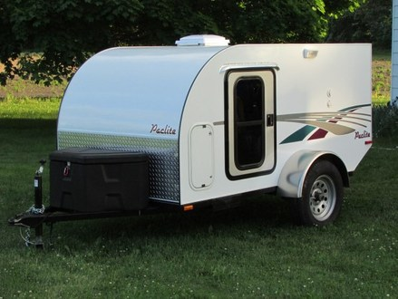 Tiny Camping Trailer Plans DIY Small Camper Trailers
