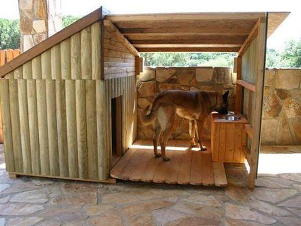 Wood Dog House Free Plans Free Dog House Plans