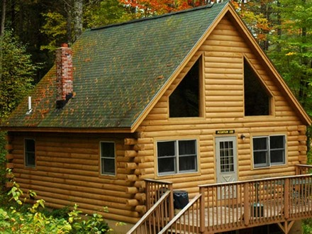 Cabin floor plans with loft hunting cabin plans hunting for Hunting cabin house plans