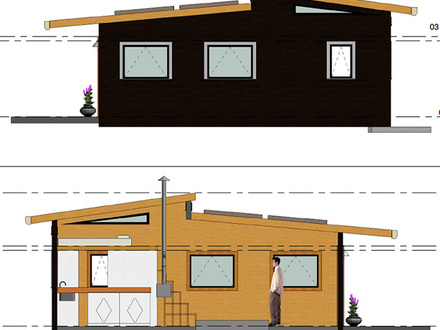 Tiny Free House Blueprints Tiny House On Wheels