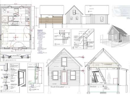 Tiny House Duplex Small Tiny House Plans