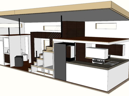 tiny house plans home architectural plans tiny house plans home 3D House Plans
